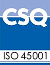 Logo 45001